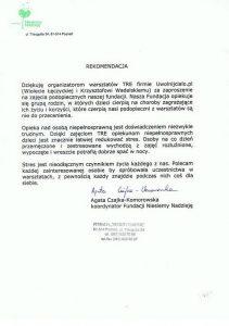 Referencj_Fundacja_Niesiemy nadzieje