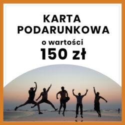 Karta Podarunkowa 150