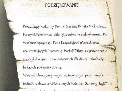 Dom rodzinny Michniewicz