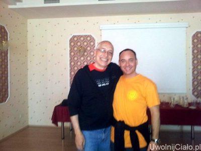Szkolenie TRE® w Polsce 2011 rok