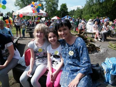 Festyn w Strzeszynku