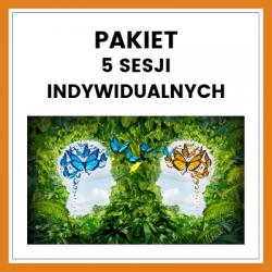 Pakiet 5 sesji indywidualnych