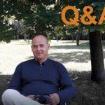 Wywiad z Krzysztofem Wadelskim w Pracowni Psychosomatycznej Uwolnij Ciało