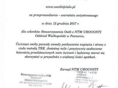 NTM Uroconti