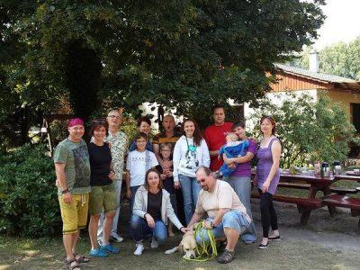 """Wakacje 2015 """"Wakacyjne Uwalnianie w Silnej"""""""