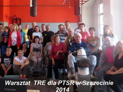 Warsztat TRE® dla chorych na SM Szczecin