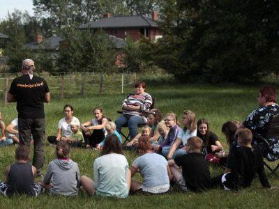 Warsztaty dla zawodowych rodzin zastępczych z całej Polski w Lednogórze
